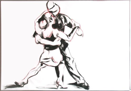 black and white tango