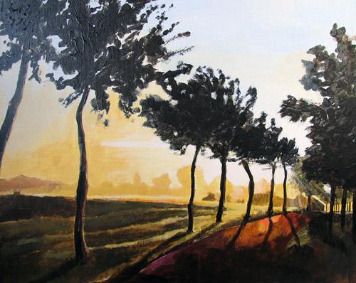 painting Houwerzijl
