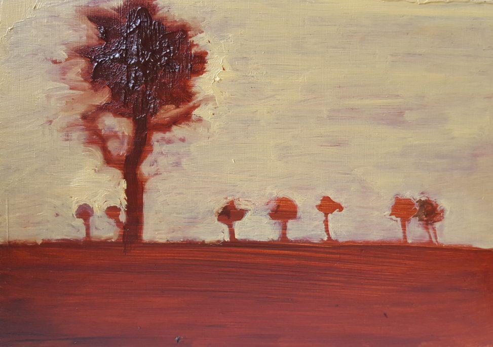 Rode bomen